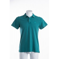 POLO STONE WASHED GREEN TEAL